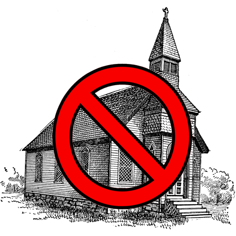 No Church