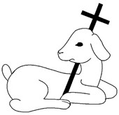 Lamb of God symbol