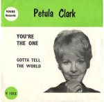 You're The One - Petula Clark