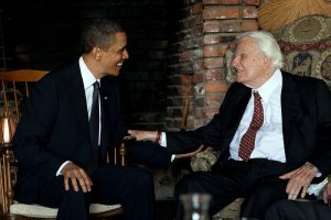 Billy Graham Barack Obama