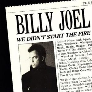 We Didnt Start the Fire -_single