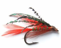 Red Hackle fish lure