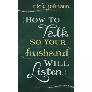 How To talk to husbands